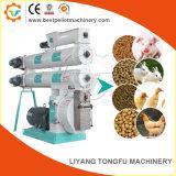 Constructeurs de machines d'usine de boulette d'alimentation du bétail
