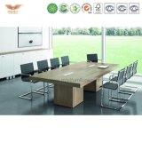 会議室の家具の木製の会合表の現代オフィスの会議の席