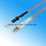 Sc/Upc G657A Transceiverkabel-Faser-Steckschnür