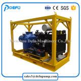 Motorangetriebener Dieselselbst, der zentrifugale Abwasser-Wasser-Pumpe/Öl-Übergangspumpe/Schlamm-Pumpe grundiert