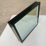 極度の大きい19mm+21A+19mmの超明確なカーテン・ウォールの倍はガラスにパネルをはめる