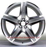 21inch良質の車輪はベンツのための合金の車輪に縁を付ける