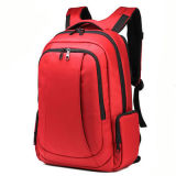 600d Poliéster impermeável Sport Travel Laptop School Bag Backpack