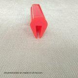 La pata larga Tapa plana de goma de limitación de la Poli