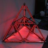 Discothèque de l'éclairage LED DMX Bar Disco la lumière du projet