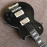 4 String Bass guitarra eléctrica em preto (GB-61)