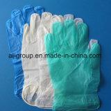 Luvas de vinil descartável para Médicos