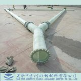 Rete di tubazioni di FRP per il processo di Electrowinning