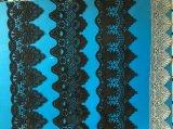 Шнурок оптового способа тканья Китая африканский французский