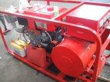 물에 의하여 냉각되는 디젤 엔진 발전기 세트