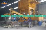 Ligne de production à la machine de moulage de bâti de procédé de vide de fonderie