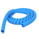Chemise protectrice de spirale flexible de PE pour des machines d'abattage
