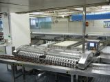 Biscuits sur bord du chargeur de plateau / Trayless Packing Machine Feeder