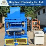 Pakistanhf4-10ネパールの粘土の煉瓦作成機械真空の押出機のフルオートの連結の煉瓦作成機械