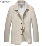 Venda por grosso de mola OEM/Outono homens roupa de algodão da Jaqueta de moda