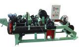 Heißer Verkaufs-Fabrik-Stacheldraht, der Maschine herstellt