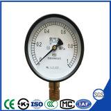 Low Preice를 가진 경제 Oxygen Manometer Pressure Gauge