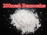 安全な出荷の高品質のBenzocaineの粉200mesh