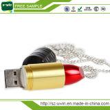 Оптовый диск USB подарка венчания губной помады