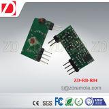 Mejor precio de 433MHz módulo receptor de RF para la automatización Zd-Rb Superregeneration Dispositivo-R04