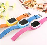Los niños Smart Watch Phone Tracker GPS Monitor de seguridad Anti-Lost Sos