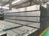 構築によって電流を通される鋼鉄正方形の管