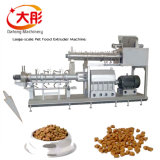 Pet Food / Ligne de production de l'extrudeuse / machine à granulés