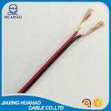2X0.75mm2 2X1.0mm2 2x1.5mm2 2X2.0mm2 2X2.5mm2 300 / 500V 50 / 60Hz Blanc bicylindre parallèle fil plat / Speaker Cable / Bell fil