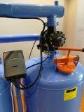 Las configuraciones de cámara única/Medios de Comunicación de la máquina de filtración de arena filtros de agua de riego por goteo