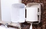 De transparante Automaat van het Toiletpapier van de Link Groene Jumbo (kW-948)