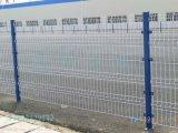 A fábrica fornece a cerca soldada revestida pó do engranzamento de fio de 2.5m*2m com o fio de 5mm na boa qualidade