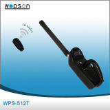 Sistema de detecção do localizador de esgoto do tubo transmissor 512Hz com receptor de 512Hz