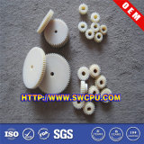 Engrenagem plástica da roda do nylon POM Delrin