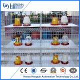 Bebedor da água da exploração avícola do material plástico