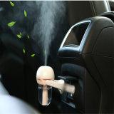 Ultrasone Luchtbevochtiger van de Verspreider van het Aroma van de Geur van de Toebehoren van de auto de Draagbare