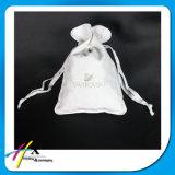 Schmucksache-Geschenk-verpackenbeutel-Beutel mit kundenspezifischem Firmenzeichen-Drucken