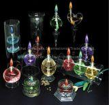 Varia materia prima respetuosa del medio ambiente modelo personalizada velas baratas