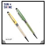 결혼 선물 선전용 펜 수정같은 볼펜