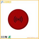 Carregador sem fio de borracha de venda quente dos acessórios do telefone móvel da proteção do Under-Voltage