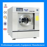 Máquina de lavar automática de lavanderia automática industrial de aço inoxidável completa