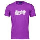 92%ポリエステル/8% Elastaneによって印刷される男性CooldryのスパンデックスのティーのTシャツ
