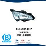 Elantra 2007 antiniebla fabricante de piezas de automóviles de China para Hyundai