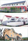 가벼운 강철 구조물 Prefabricated 별장 물자 공급