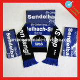 Jacquardwebstuhl Sports Schal-Fußball-Team-Schal