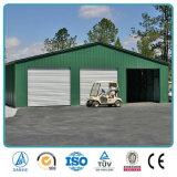 Carports poco costosi del garage di disegno del baldacchino del blocco per grafici della struttura d'acciaio della Cina per 3 automobili
