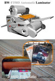 Full Auto-Doppeltes versah heiß kaltwalzen Beutel-Film-Laminierung-Laminiermaschine-lamellierende Maschine in Philippinen mit Seiten