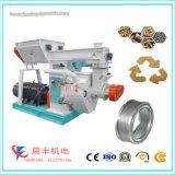 Granulador de bambú de la prensa de la pelotilla del polvo con el SGS de la ISO del Ce