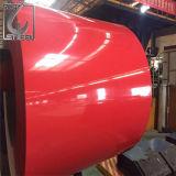 Pre-Painted цвет PPGI покрыл стальную катушку при одобренный SGS