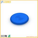 Subtensión caliente accesorios para teléfonos móviles de protección de goma venta cargador inalámbrico
