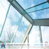 建物のための曲がったゆとりの強くされたか、または浮遊物または和らげられた薄板にされたガラス